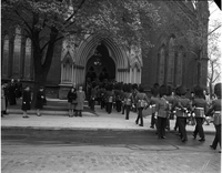 Armistice Day : Royal Regt. of Canada at St. James Cathedral