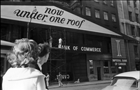 Can. Imp. Bank of Commerce : Under One Roof Sign [Not Used]