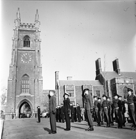 Armistice Day : Soldiers Tower - U. of T.