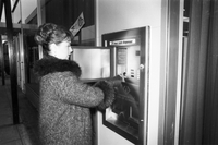 [Canadian Imperial Bank of Commerce (CIBC)] : Cash dispensing machines