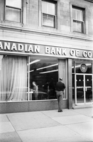 [Canadian Imperial Bank of Commerce (CIBC)] : Bloor and Yonge : Robbery [Not Used]