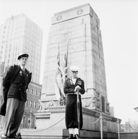 Armistice Day : Ont. Hydro. City Hall. Police.