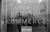[Canadian Imperial Bank of Commerce (CIBC)] : Bank robbery [not used]