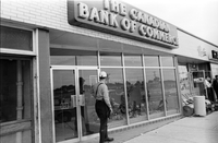Can. Bank of Commerce : Cloverdale Mall : Held Up [Not Used]