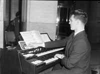 Imperial Bank : Bay and King : Organist [Not Used]