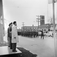 Armistice Day : North York Municipal Offices