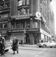 [Canadian Imperial Bank of Commerce] : Yonge and Richmond : Attempted Holdup [Not Used]