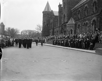 Remembrance Day : University Cenotaph [Not Used]