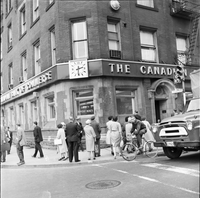 Can. Imperial Bank Commerce : College and Yonge : Robbery [Not Used]
