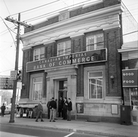 [Canadian Imperial Bank of Commerce] : St. Clair and Vaughan Road : Holdup [Not Used]