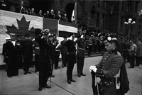 Armistice Day : Browne Negs : City Hall Cenotaph : Silver Cross Mothers at Old City Hall etc.