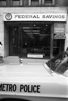 Federal savings and loan : Attempted robbery