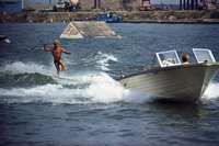 CNE : Waterski show