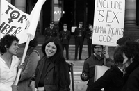 Womens liberation : Demonstration at Queen's Park