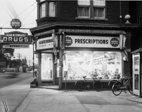 215 Madison Avenue : I.D.A. drug store belonging to Alan W. Edwards.