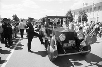 CNE : Antique car show