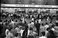 Beatles:  At Maple Leaf Gardens and King Edward Hotel [not used]