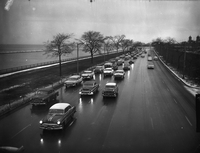 Lakeshore Road : traffic