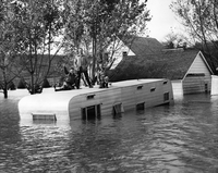 Hurricanes : Hazel 1954 October